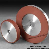 Resin diamond grinding wheel for glass grinding, tungsten carbide grinding (owen @ moresuperhard.com)
