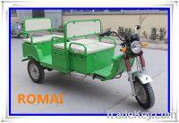 48V 850W Romai electric rickshaw with 4 seats