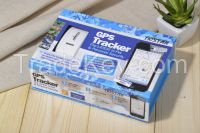 2015 New Geo Fence Shake Sensor GPS Tracker for Pet Dog Cat Kids