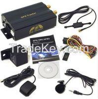 GPS/GPRS/GSM Vehicle Tracker vehicle gps tracking with SOS alarm