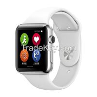 2015 New Smart Bluetooth Watch for Apple Ios Android