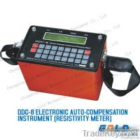 DDC-8 Resistivity Meter and Electronics Measuring Instruments
