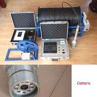 360 degree Rotary Underwater CCTV Inspection Camera and Monitor