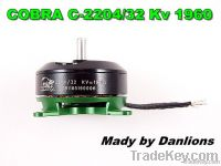 COBRA C-2204/32 Kv 1960 Outrunner Brushless Motor for Multirotor