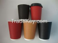 Corrugated Coffee Paper Cup