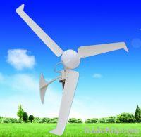 wind generator turbine hybrid with LED light