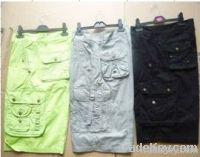 dying shorts