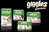 Giggles Premium Diapers