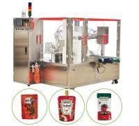 Canned Tomato Paste /Ketchup/Sauce/Sachet Packing Machine-Turnkey Proj