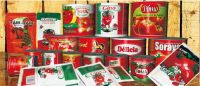 Canned tomato paste(70g-4.5kg)