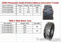 high quality of  16*6-8 pneumatic solid tire