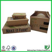 Custom Food Boxes Wholesale