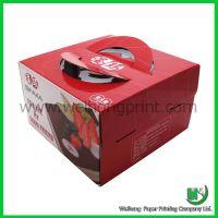 Paper Cake Boxes Wholesale
