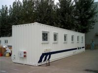 Prefabricated/Prefab/Movable Container/Steel structure house