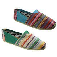 Wholesale Flat Sneaker Women Casual Canvas Shoes