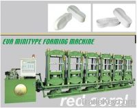 EVA shoes foaming machine (EVA SOLE)