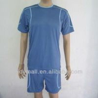 Cheap Blue Soccer Jersey and Shorts