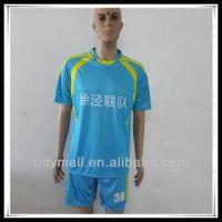 Fully Sublimation Printing Customization Soccer Uniforms Custom Soccer Jersey