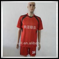 Latest Cheap Soccer Jerseys with Sublimation Printing Customization Team Wear Top