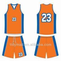 Cheap Custom Basketball Uniform