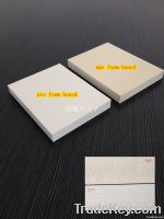 China eco-friendly white pvc foam board