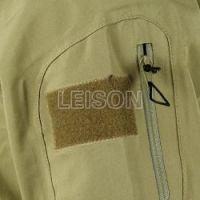 Waterproof Jacket with High Strength Nylon Thread for Outdoor and Tactical Use