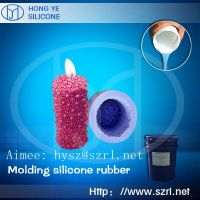 RTV-2 silicone rubber for making plaster and candle molds