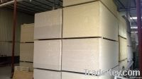 1830*2440/1220*2440mm laminated particle board/chipboard for