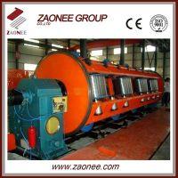 ZN1+6+12+18+24/630 Copper Wire Rigid Frame Stranding Machine