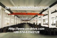MXL type rubber synchronous belt 65MXL 82teeth length 166.62mm pitch 2