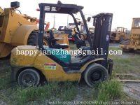 Used 3T Komatsu Forklift FD30T