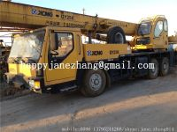 Used 25T Truck Crane XCMG QY25K