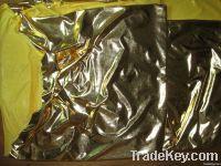 Bronzed Polyester Spandex DTY Jersey