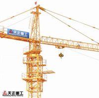 Sell tower crane 70m Jib Hammer Head Tower Crane , 10 tons Construction TC7013-10 QTZ160
