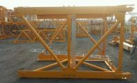 L68 Tower Crane Mast Sections For Flat Head Tower Crane