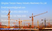China Tower Crane Supplier