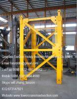 Q345B Steel tower crane section F0 / 23C L46A1