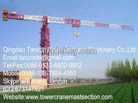 TCP6015-8 (QTZ125P) Flat Top Tower Crane