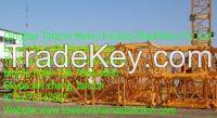 Tower Crane Components L68B2 Q345B Steel Crane Mast Section