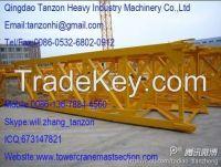 Construction Tower Crane Standard section for potain tower crane L46A1