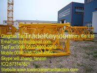 Q345B Steel Tower Crane Sections tower crane section F0 / 23C L46A1