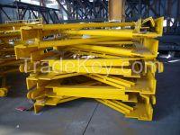 Tower Crane Mast Sections , L68B2 Tower Crane Spare Parts, Crane Mast