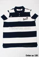 Mens Polo T-shirt  Vest