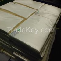 0.08~0.25Mm Super/Ultra Thin Protective/Packaging PE Film/Sheet/Membrane for Clothing/Garment