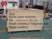 Garment laser cutting equipment