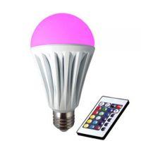 10W RGB LED Bulb