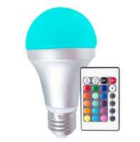 IR Remote Controlled 4.2W/E27 LED Mood Bulb Lights