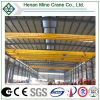 Electric Single Girder Bridge Crane With ISO CE TUV