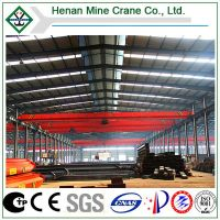 Single Girder Bridge Crane For Workshop, Plant, Lifting Machine