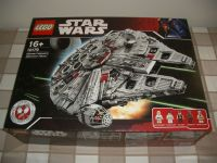 Lego Ultimate Millennium Falcon Star Wars Set 10179 UCS